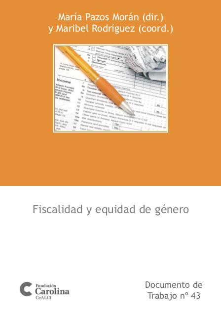 Fiscalidad_equidadGenero